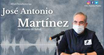 #EnUltraNoticias   El Secretario de Salud de Puebla