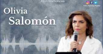 #EnUltraNoticias   Olivia Salomón, Secretaria de Economía